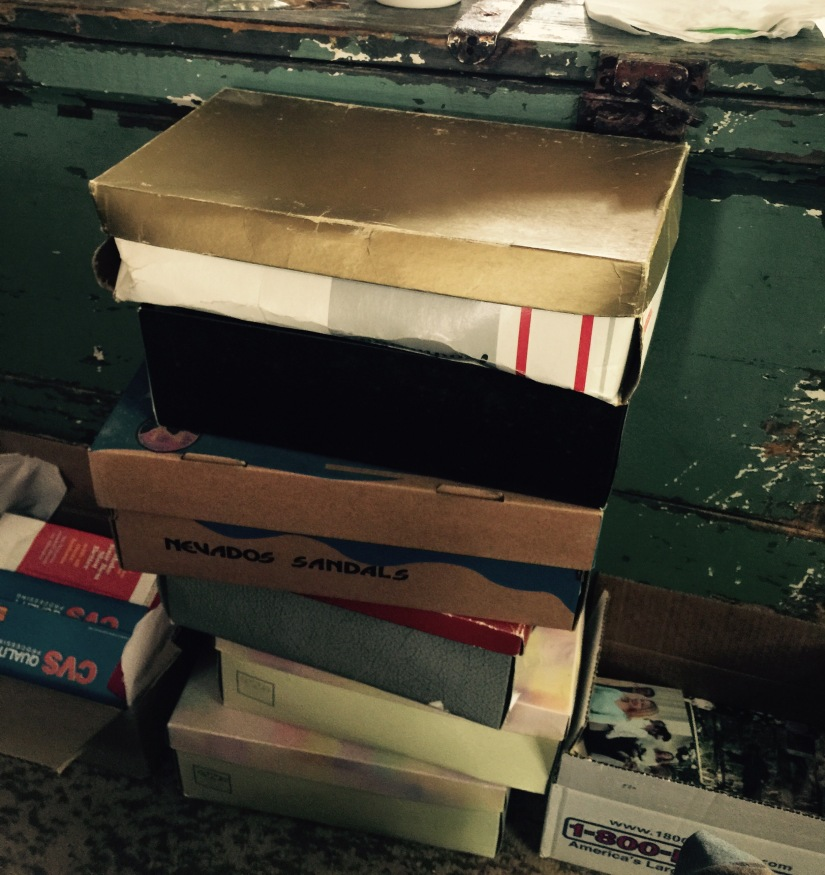 The Mystery In The Old ShoeBox